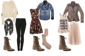 casual-black-dress-and-combat-bootshow-to-wear--brown-combat-boots-joyful-outfits--how-to-wear--brown-omaqiiu5